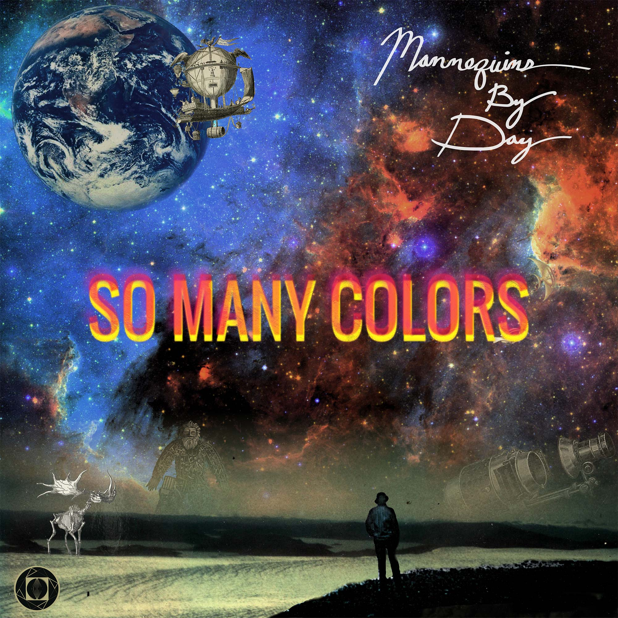 So Many Colors Album Release